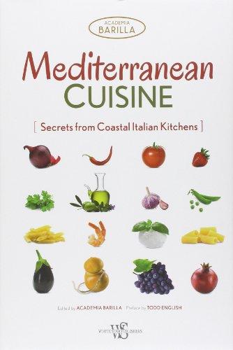 9788854408302: Mediterranean Cuisine: Secrets from Coastal Italian Kitchens