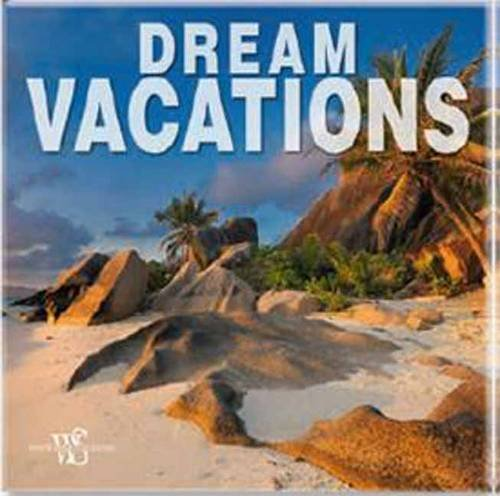 Dream Vacations Cubebook: Trifoni, Jasmina