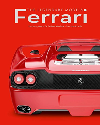 Ferrari: The Legendary Models: Villa, Saverio
