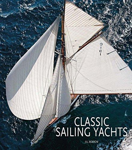 9788854409101: Classic Sailing Yachts