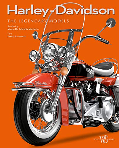 9788854409453: Harley-Davidson: The Legendary Models