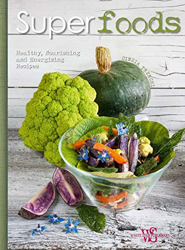 9788854410213: Superfoods: Healthy, Nourishing and Energizing Recipes