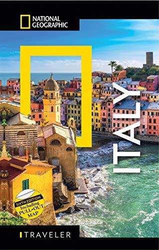 9788854415836: National Geographic Traveler Italy [Lingua Inglese]
