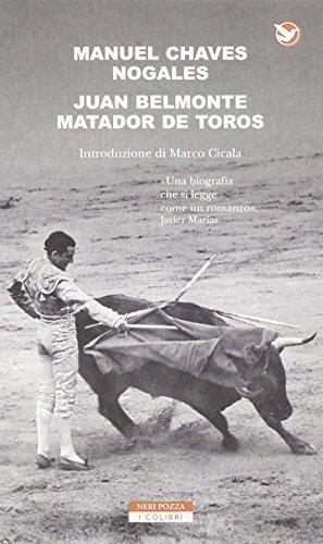 9788854508880: Juan Belmonte matador de toros (I colibrì)