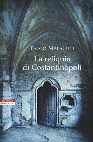 9788854510883: La reliquia di Costantinopoli