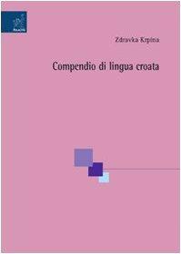 Compendio di lingua croata: Krpina, Zdravka
