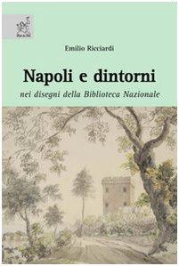 9788854816985: Napoli e dintorni. Nei disegni della biblioteca nazionale