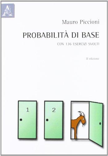 9788854839540: Probabilità di base. Con 136 esercizi svolti