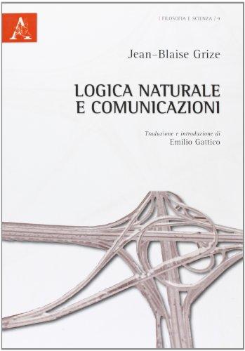 Logica naturale e comunicazioni: Jean-Blaise Grize