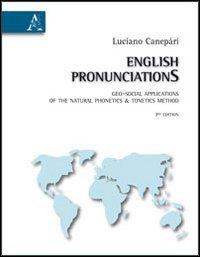 English pronunciationS. Geo-social applications of the natural: Luciano Canepari