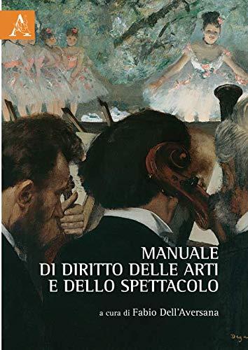 Manuale di diritto delle arti e dello