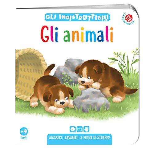 9788855060592: Gli animali. Gli indistruttibili. Ediz. a colori