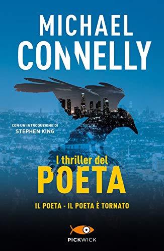 9788855446464: I thriller del poeta: Il poeta-Il poeta è tornato