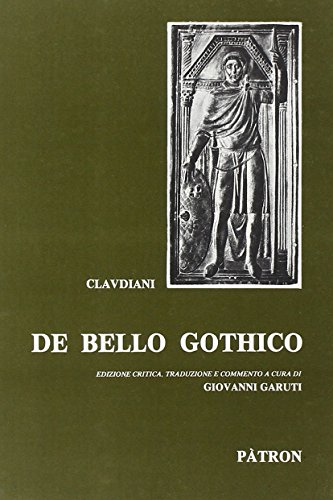 De bello gothico: Claudio Claudiano