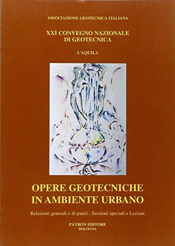 XXI Convegno nazionale di geotecnica L'Aquila, 11-14: Barla, Giovanni (Associazione