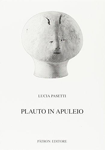 9788855529105: Plauto in Apuleio