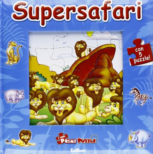 9788855600064: Supersafari