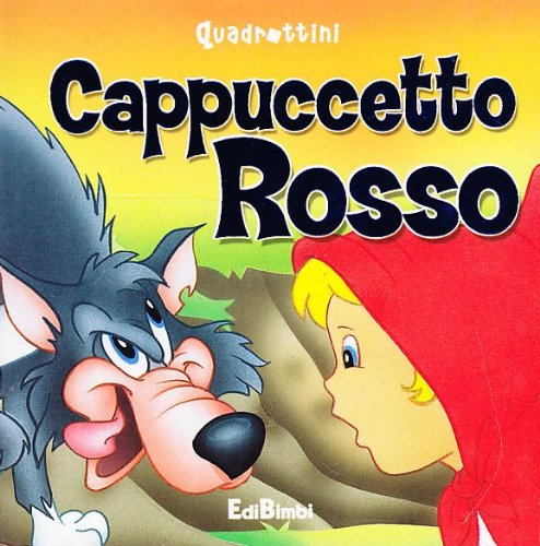 9788855600972: Cappuccetto Rosso