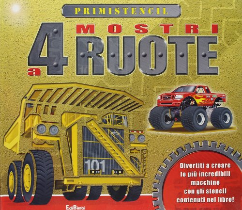 9788855601696: Mostri a 4 ruote