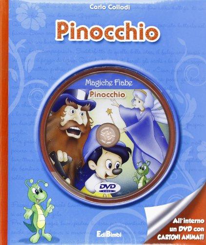 9788855611824: Pinocchio. Con DVD (Magiche fiabe con DVD)