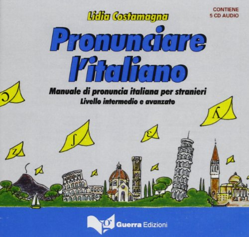 9788855701143: Pronunciare l'italiano: CD audio (5)