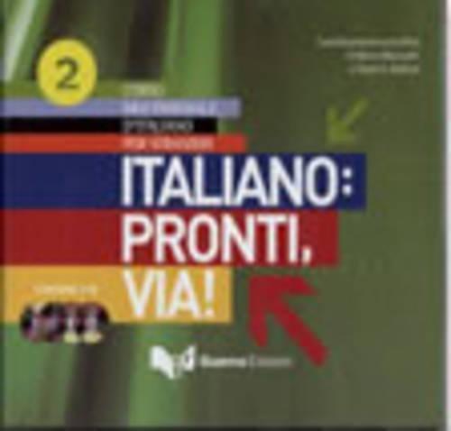 Italiano: pronti via! Corso multimediale d'italiano per
