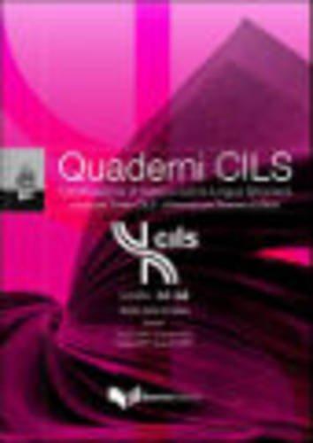 9788855702980: Quaderni Cils: Livello A1-A2 Modulo Adulti All'Estero + CD (New Ed.) (Italian Edition)
