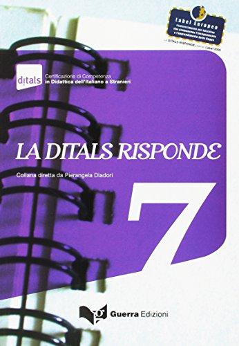 9788855703260: La Ditals Risponde: LA Ditals Risponde 7 (Italian Edition)