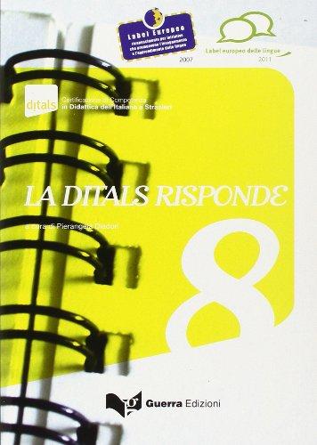 9788855704014: La Ditals risponde: 8