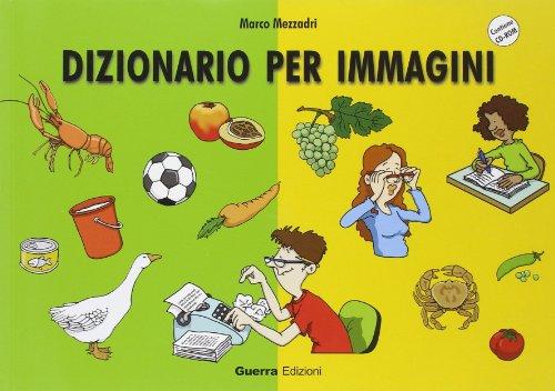 9788855705226: Dizionario Per Immagini: Dizionario Per Immagini - Libro Di Testo + CD-ROM (Italian Edition)