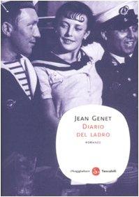 9788856501179: Diario del ladro (Narrativa. Tascabili)