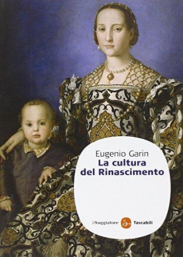 La cultura del Rinascimento (8856503026) by Eugenio Garin