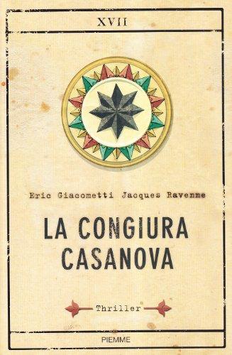 9788856602180: La congiura Casanova
