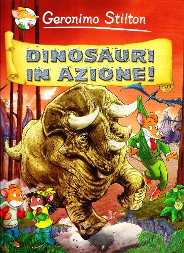 9788856603460: Dinosauri in azione!