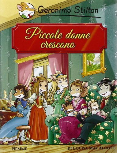 9788856610055: Piccole donne crescono di Louisa May Alcott (Grandi storie)