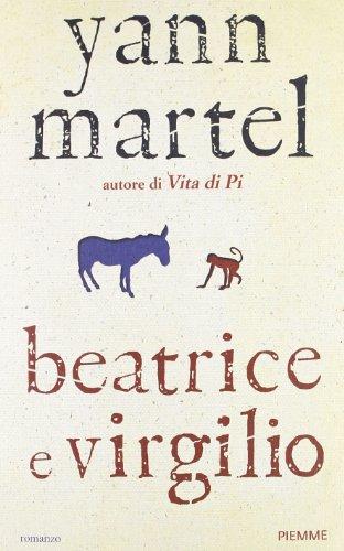 9788856615517: Beatrice e Virgilio
