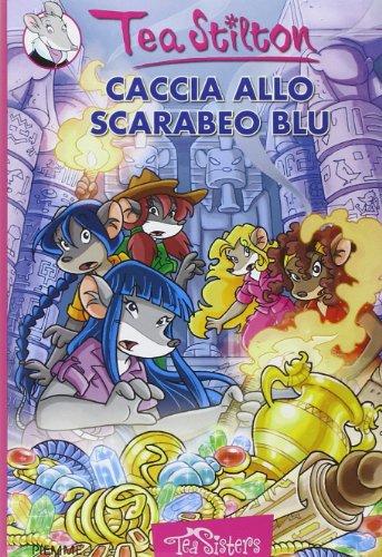 9788856637816: Caccia allo scarabeo blu
