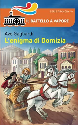 9788856649758: L'enigma di Domizia