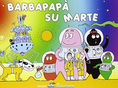 9788856651287: Barbapapà su Marte