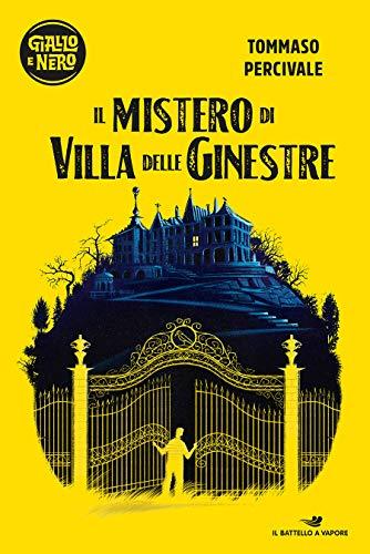 9788856674125: Il mistero di Villa delle Ginestre