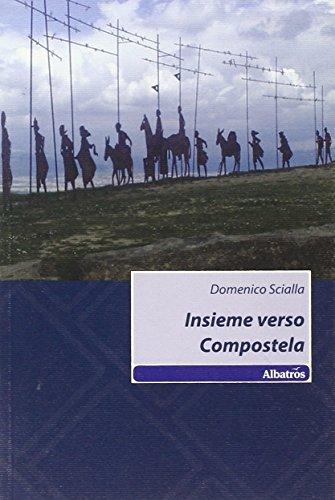 9788856747300: Insieme verso Compostela (Nuove voci)