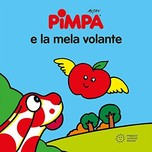9788857000862: Pimpa e la mela volante. Ediz. illustrata