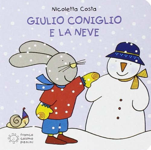 9788857006888: Giulio Coniglio e la neve