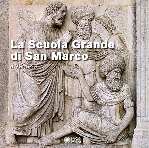 La Scuola Grande di San Marco a Venezia (Hardback)