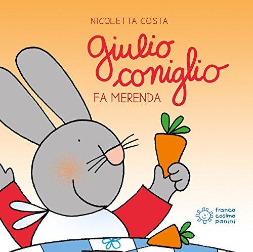 9788857013909: Giulio Coniglio fa merenda