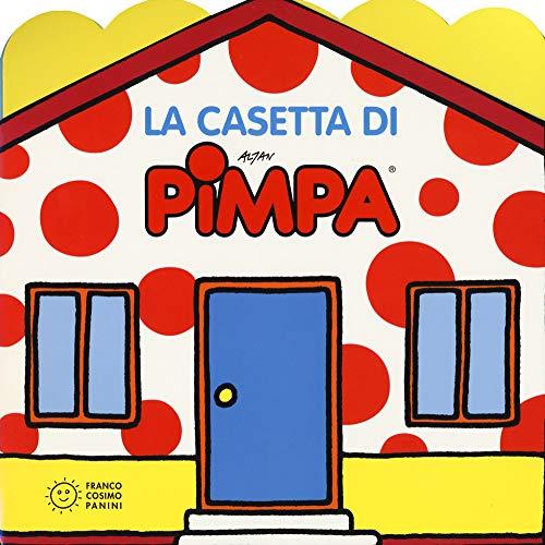 9788857014234: La casetta di Pimpa. Ediz. a colori