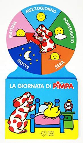 9788857014678: La giornata di Pimpa. Ediz. a colori