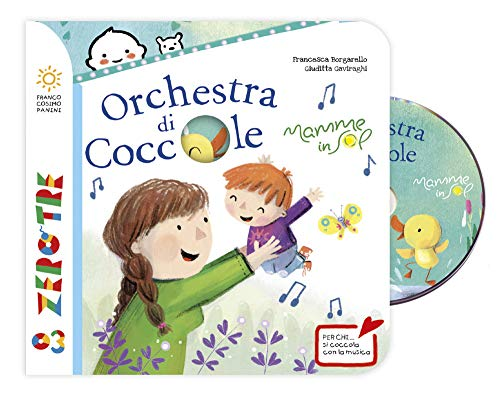 9788857015125: Orchestra di coccole. Ediz. a colori. Con CD-Audio