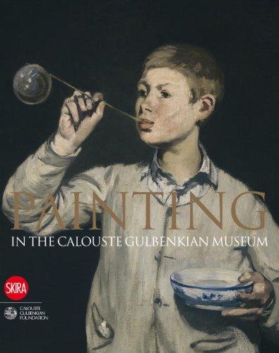 Painting at the Calouste Gulbenkian Museum: Sampaio, Luisa