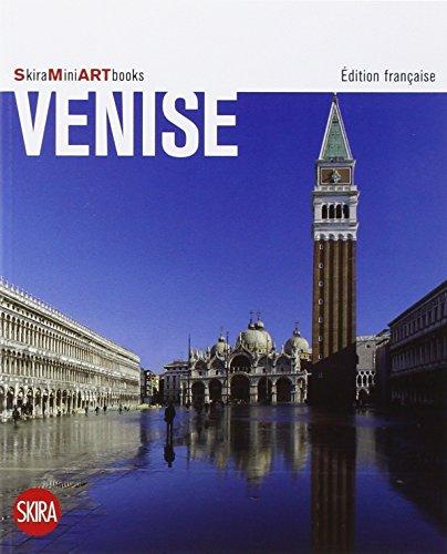 Venezia art book. Ediz. francese (Mini artbooks)